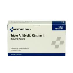 First Aid Only - G460 - Antibiotic Ointment image