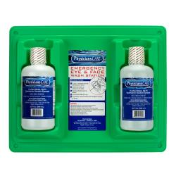 First Aid Only - 24-300 - 2-Bottle Eye Wash Station image