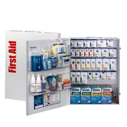 First Aid Only - 90830 - XL SmartCompliance First Aid Cabinet w/ Medications image