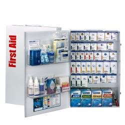 First Aid Only - 90834 - XXL SmartCompliance First Aid Cabinet w/ Medications image