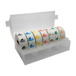 Commercial - DaySpenser 1 in Label Dispenser image