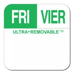 Dot-It - U556 - 1 in Ultra-Removable™ Square Friday Label image