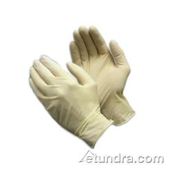PIP - 62-323PF/M - Powder Free 5 mil Industrial Grade Latex Gloves (M) image