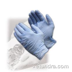 PIP - 63-336/S - Blue 6 mil Industrial Grade Nitrile Gloves (S) image