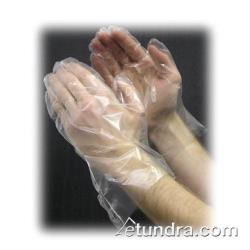 PIP - 65-553/M - Clear Polyethylene Food Grade Gloves (M) image