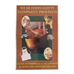 Commercial - Safety Equipment Food Safety Poster image