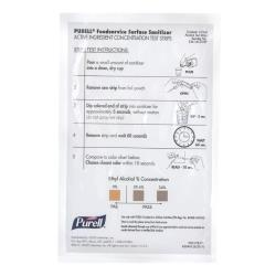 Purell - 3341-6CTSTRP - Surface Sanitizer Test Strips image