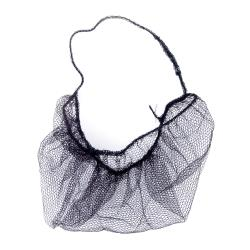 Cellucap - BN100DB - Dark Brown Beard Net image