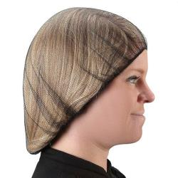 Commercial - Medium Black Strong Mesh Hair Net image