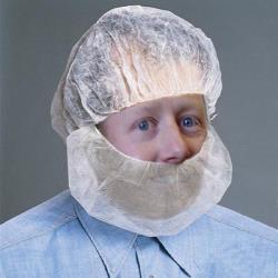 Food Safety Supplies Beard Nets