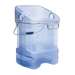 Rubbermaid - CPFG9F5400TBLUE - 5 1/2 gal Ice Tote image