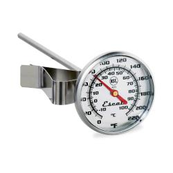 Escali Scales - THDLLD - 0° - 220° F Instant Read Large Dial Beverage Thermometer image