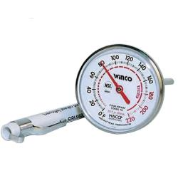 Winco - TMT-P1 - 0  - 220 F Dial Thermometer image