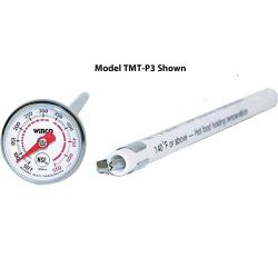 Winco - TMT-P3 - 50 to 550 F Dial Pocket Thermometer image
