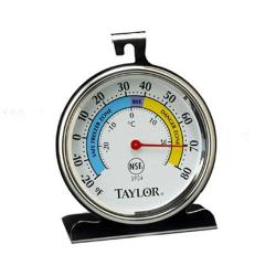 Taylor - 5924 - Refrigerator / Freezer Dial Thermometer image