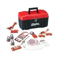 Master Lock - 1457E3KA - Lockout Tagout Kit image