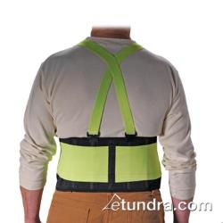 "PIP - 290-550XL - 8"" Lime-Yellow Back Support (XL) image"