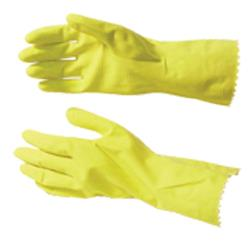 PIP - 48-L162Y - 12 in Latex Gloves (M) image
