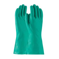 PIP - 50-N140G/L - Large 13 In Green 13 mil Nitrile Gloves w/ Grip image