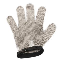 Golden Protective Services - M5011B-LG - Large Metal Mesh Cut Glove image