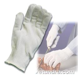 PIP - 22-600S - Kut-Gard 7 ga Antimicrobial White Cut Resistant Glove (S) image