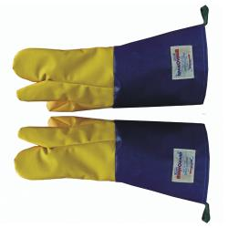 Tucker Safety - 57782 - 18 in BurnGuard QuicKlean 3-Finger Glove image