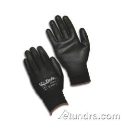 PIP - 33-B125/XL - G-Tek Black Urethane Coated Gloves (XL) image