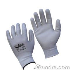PIP - 33-G125/L - G-Tek Gray Urethane Coated Gloves (L) image
