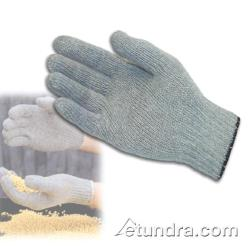 PIP - 35-C500/M - Gray Medium Weight Cotton/Polyester Gloves (M) image