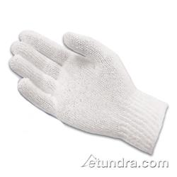 PIP - 35-CB110/L - White Medium Weight Cotton/Polyester Gloves (L) image