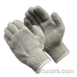 PIP - 35-G410/L - Gray Heavy Weight Cotton/Polyester Gloves (L) image