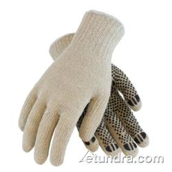 PIP - 36-110PD/L - Cotton/Polyester Gloves w/ Dotted Palm (L) image
