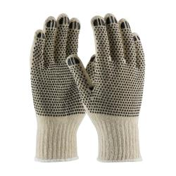 PIP - 36-110PDD/L - Cotton/Polyester Gloves w/ Dotted Coating (L) image