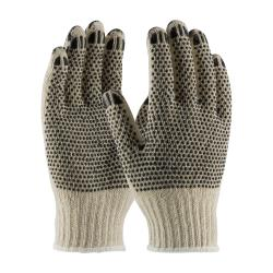 PIP - 36-C330PDD/S - Heavy Weight Cotton/Polyester Gloves w/ Dotted Coating (S) image