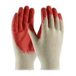 PIP - 39-C121/L - Red Economy Grade Latex Coated Gloves (L) image