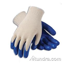 PIP - 39-C122/XL - Blue Latex Coated Gloves (XL) image
