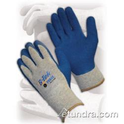 PIP - 39-C1300/XS - G-Tek Gray Gloves w/ Blue Latex Coat (XS) image