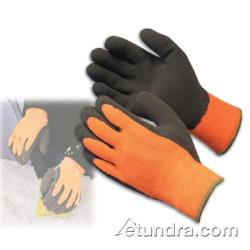 PIP - 41-1400/L - ThermoGrip Orange Gloves w/ Latex Grip (L) image