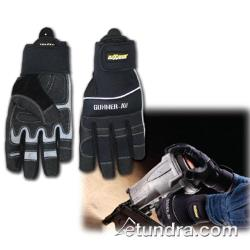 PIP - 120-4400/XXL - Gunner AV Workman's Glove w/ PVC Palm Patch (2XL) image