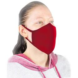 KNG - KNG3790RED - Red Reusable Face Mask image
