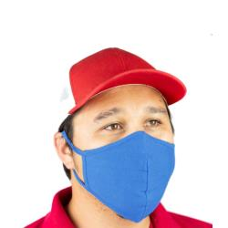 KNG - KNG3790SKY - Blue Reusable Face Mask image