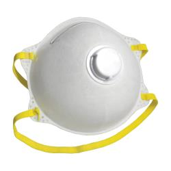 PIP - 270-2050 - Disposable White Cone Face Mask w/Valve image
