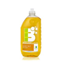 Boulder Clean - NEW-DISH-V-28-6CS - BOULDER® Orange Dishwashing Liquid image