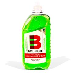 Boulder Cleaners - NEW-DISH-A-28-6CS - BOULDER® Apple Orchard Dishwashing Liquid image