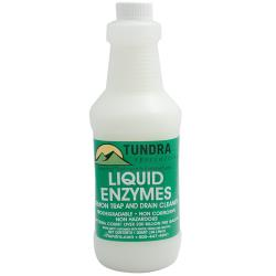 Tundra - 58158 - 5 Zyme Lemon Trap & Drain Cleaner- Quart image