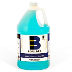 Boulder Clean - NEW-GLASS-1G-4CS - BOULDER® Peppermint Glass Surface Cleaner image