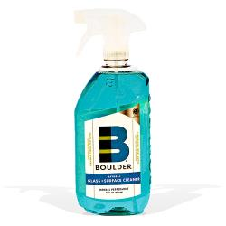 Boulder Cleaners - NEW-GLASS-28-6CS - BOULDER® Herbal Peppermint Glass + Surface Cleaner image