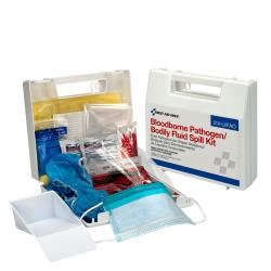 First Aid Only - 214-U/FAO - Wall Mount Bodily Fluid Spill Kit image