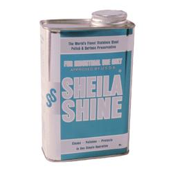 Sheila Shine - 1 Qt Stainless Steel Cleaner image