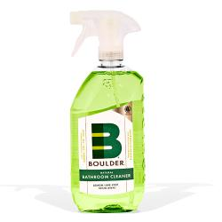 Boulder Cleaners - NEW-BATH-28-6CS - BOULDER® Lemon Lime Zest Bathroom Cleaner image